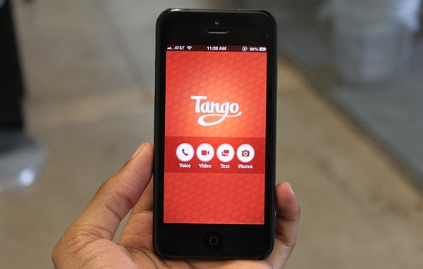 Tango for iPhone