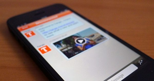 TANGO App Profile Privacy and Location